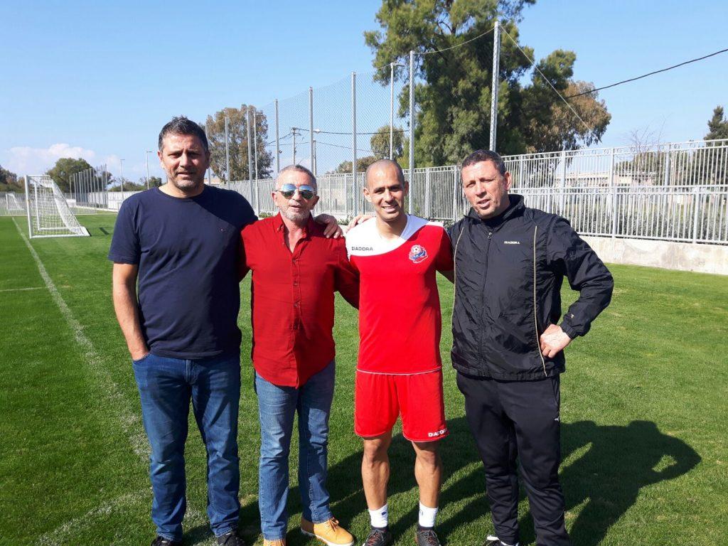 ניסים ביליה - שחקני הפועל חיפה